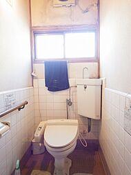 トイレは1階と...
