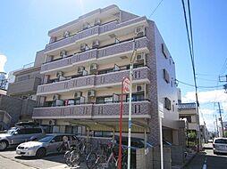 愛知県名古屋市中村区沖田町の賃貸マンションの外観