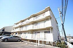愛知県豊田市田中町3丁目の賃貸マンションの外観