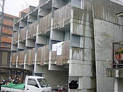 京都府京都市右京区西京極浜ノ本町の賃貸マンションの外観
