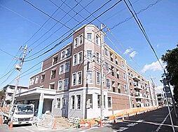 東京都葛飾区西亀有2丁目の賃貸マンションの外観