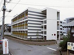 茨城県つくば市春日1丁目の賃貸マンションの外観