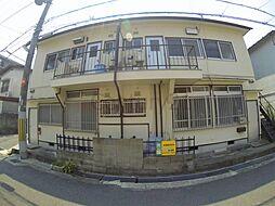 兵庫県伊丹市北野5丁目の賃貸アパートの外観