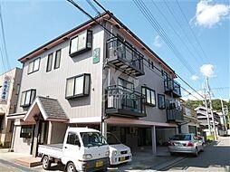 兵庫県神戸市西区枝吉4丁目の賃貸アパートの外観