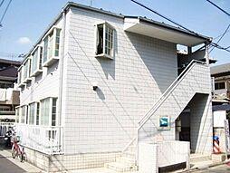 埼玉県さいたま市南区内谷5丁目の賃貸アパートの外観
