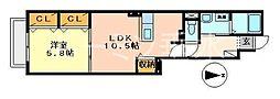 Live house[1階]の間取り