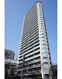 目黒川沿いのタワーレジデンス「プリズムタワー」