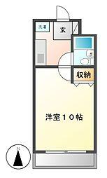 第7和興ビル[5階]の間取り