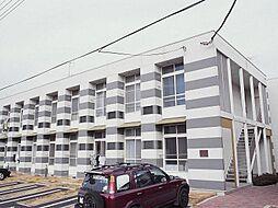 埼玉県さいたま市岩槻区岩槻区南平野4丁目の賃貸アパートの外観