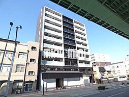 愛知県名古屋市西区新道1丁目の賃貸マンションの外観