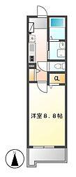 will Do 太閤通[15階]の間取り