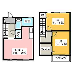 [一戸建] 静岡県沼津市東椎路 の賃貸【/】の間取り