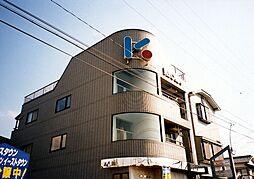 奈良県生駒郡斑鳩町興留8丁目の賃貸マンションの外観