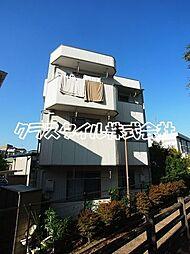 神奈川県伊勢原市桜台5丁目の賃貸マンションの外観