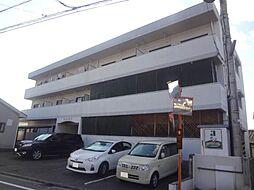 愛媛県松山市別府町の賃貸マンションの外観