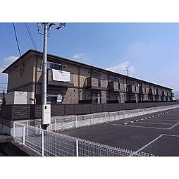 奈良県奈良市柏木町の賃貸アパートの外観