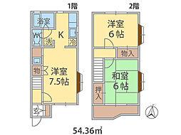 新検見川駅 5.9万円