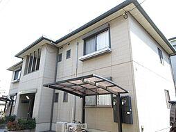大阪府寝屋川市春日町の賃貸アパートの外観