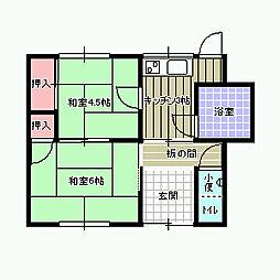 多喜浜駅 2.5万円
