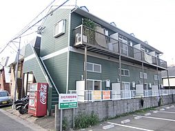 サンティール南福岡[205号室号室]の外観