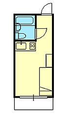 ひばりが丘ハウス[1階]の間取り