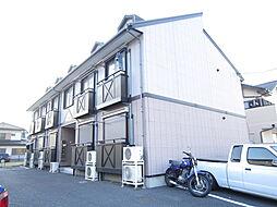 マ・シャーンブル[2階]の外観