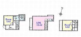 フリープラン対応住宅お好みの間取を設計士と打ち合わせをしながら創り上げていくことができます。