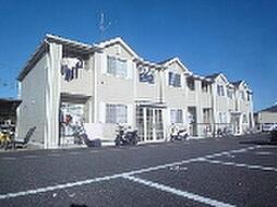 千葉県野田市古布内の賃貸アパートの外観