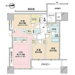 エクラスタワー武蔵小杉