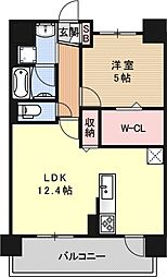 (仮称)石割マンション[102号室号室]の間取り