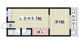 西飾磨駅 4.1万円