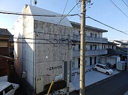 三重県伊勢市一之木5丁目の賃貸マンションの外観