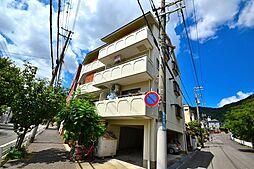 青谷ハイツUEDA[3階]の外観