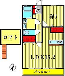 初富駅 4.7万円