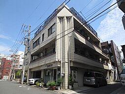 アパートメントナカジマ[2階]の外観