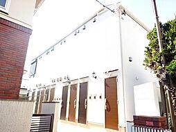 京王井の頭線 浜田山駅 徒歩8分の賃貸アパート