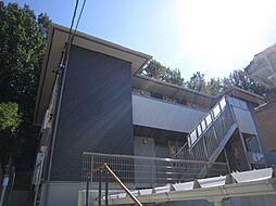 グリーンヴィル八雲[1階]の外観