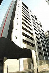 大阪府大阪市中央区東高麗橋2丁目の賃貸マンションの外観