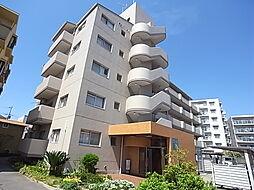 兵庫県明石市宮の上の賃貸マンションの外観