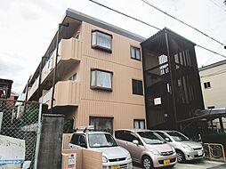 大阪府堺市西区浜寺元町4丁の賃貸マンションの外観