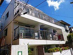 パークヒルズ横浜[1階]の外観