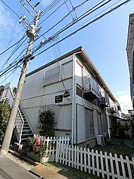 大倉山マリンハイツ[202号室]の外観