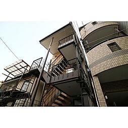 オズレジデンス鶴橋EAST[3階]の外観