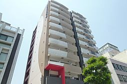 大阪府大阪市天王寺区生玉町の賃貸マンションの外観