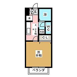 美濃太田駅 3.3万円