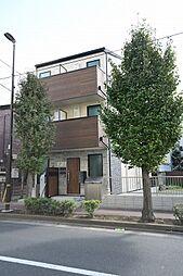 東武伊勢崎線 梅島駅 徒歩5分の賃貸アパート