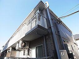 ラフィーヌ松ヶ丘[204号室]の外観