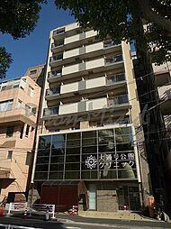神奈川県横浜市中区蓬莱町3丁目の賃貸マンションの外観