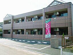 埼玉県蓮田市大字黒浜の賃貸マンションの外観