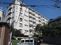 吉田山ハイコーポ[4階]の外観